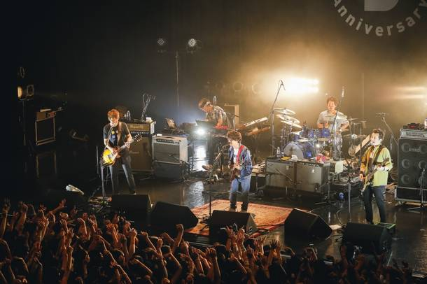 ASIAN KUNG-FU GENERATION/2018年5月30日 at Zepp Tokyo