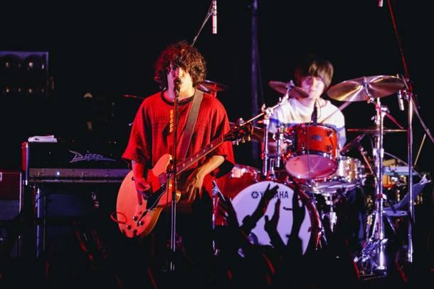 KANA-BOON/2018年5月30日 at Zepp Tokyo