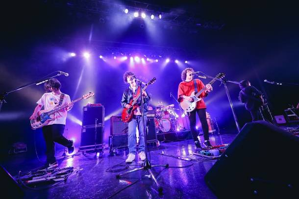 KANA-BOON×ASIAN KUNG-FU GENERATION/2018年5月30日 at Zepp Tokyo