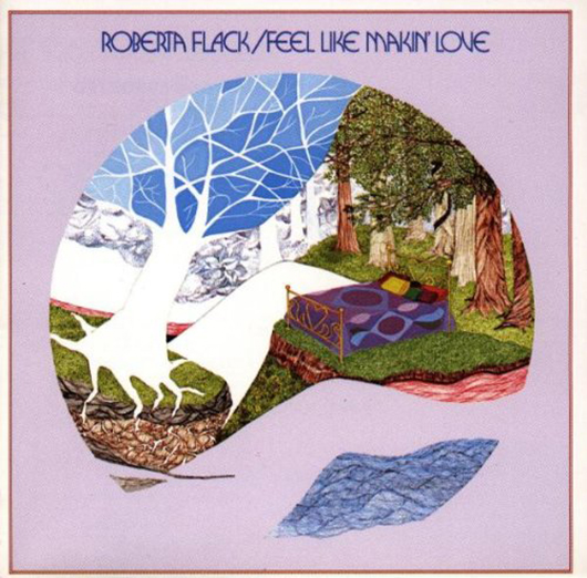 『Feel Like A Makin' Love』('75)/Roberta Flack