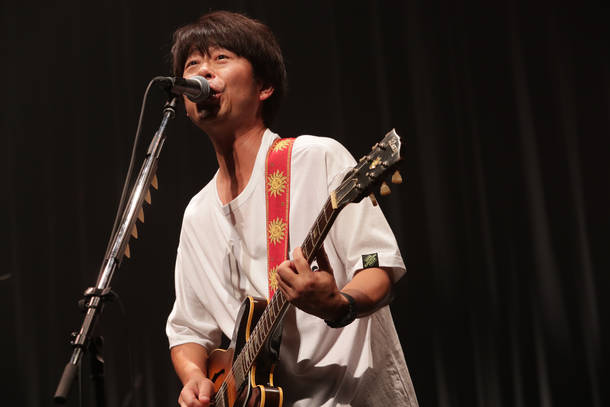 6月8日@日本青年館 photo by eri shibata