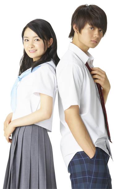 映画『青夏 きみに恋した30日』キービジュアル