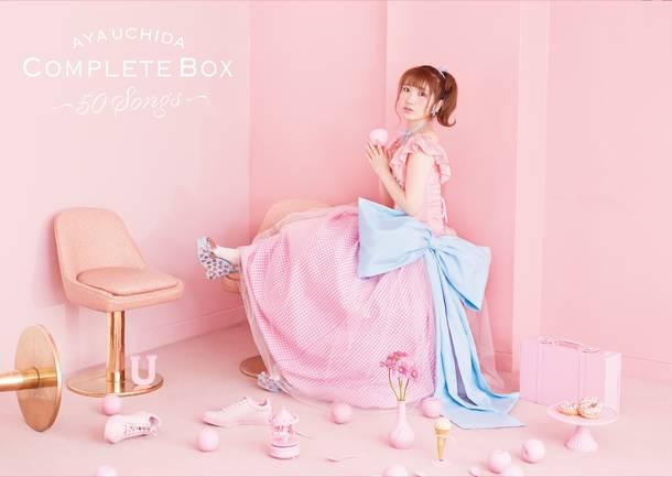 アルバム『AYA UCHIDA Complete Box ~50 Songs~』【初回限定盤】