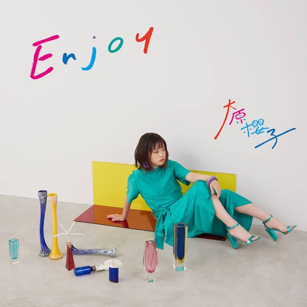 アルバム『Enjoy』【通常盤】(CD)
