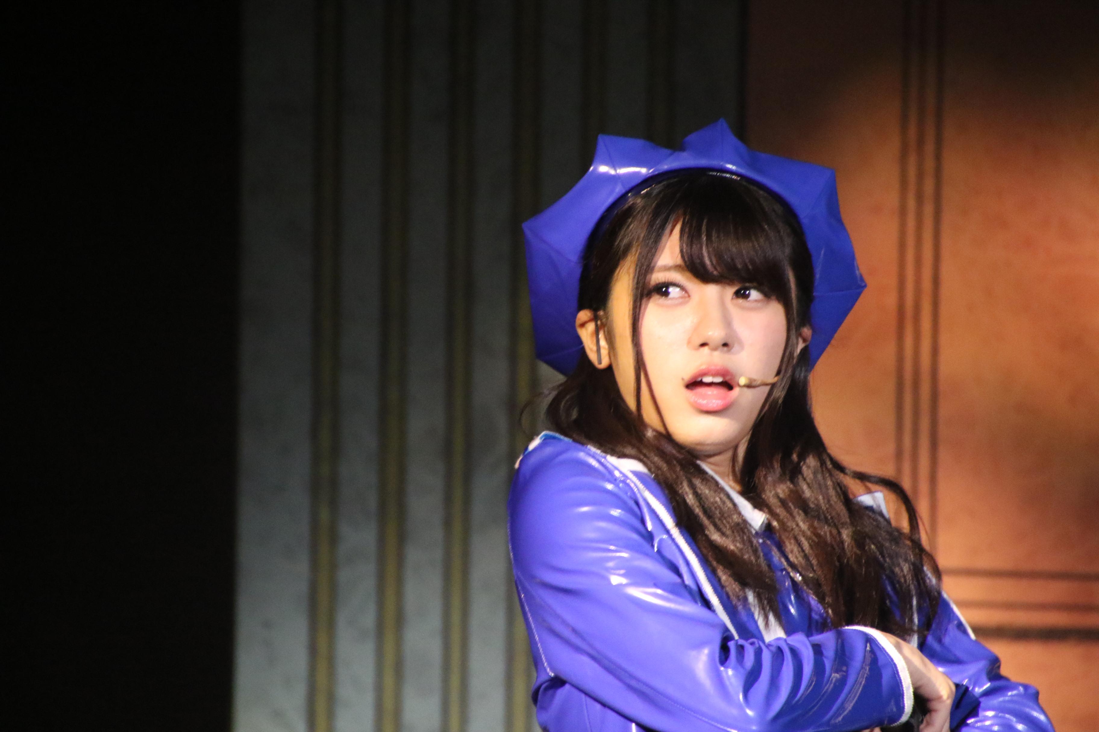 劇団れなっち『ロミオ&ジュリエット』で「ミカポン」を演じる大西桃香