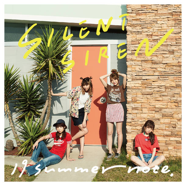 シングル「19 summer note.」【初回限定盤(DVD付)】