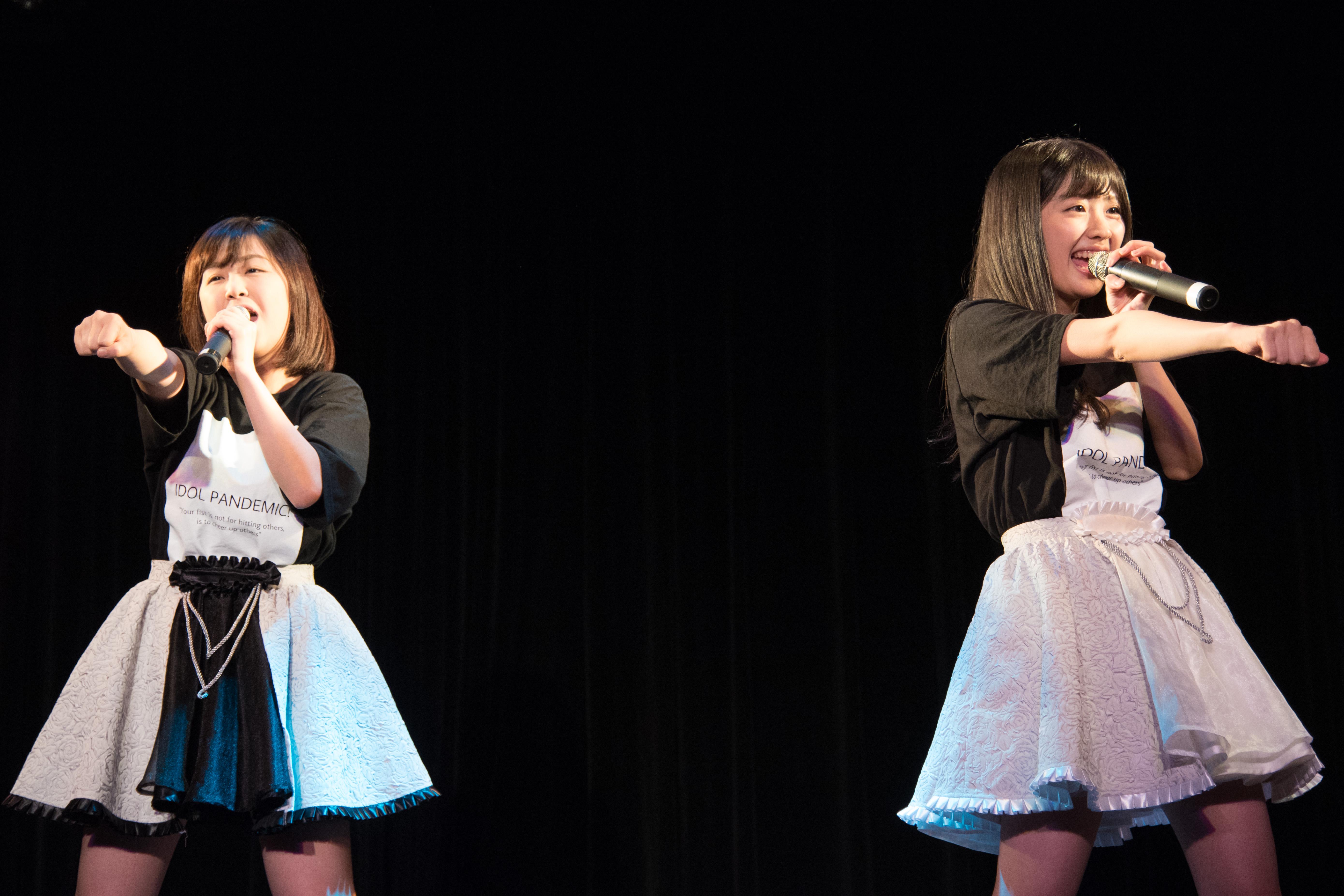 偶像ぱんでみっく/6月11日@表参道GRONUD