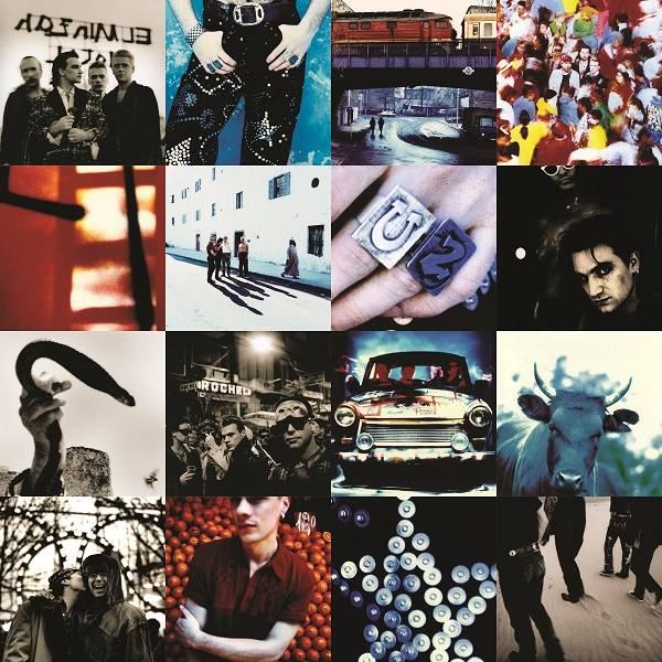 アルバム『Achtung Baby』(2LP)
