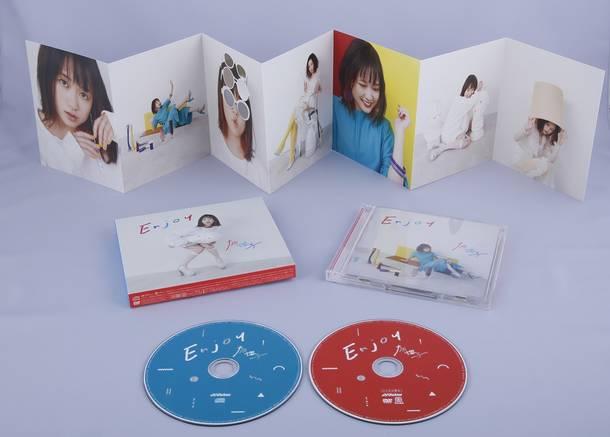アルバム『Enjoy』【初回限定盤A】パッケージ画像