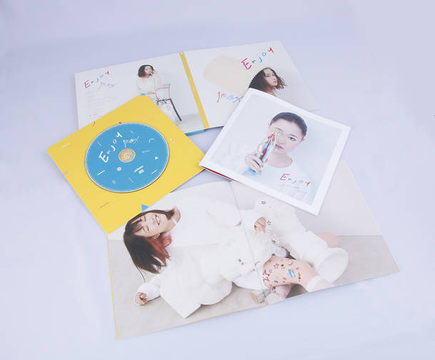 アルバム『Enjoy』【初回限定盤B】パッケージ画像