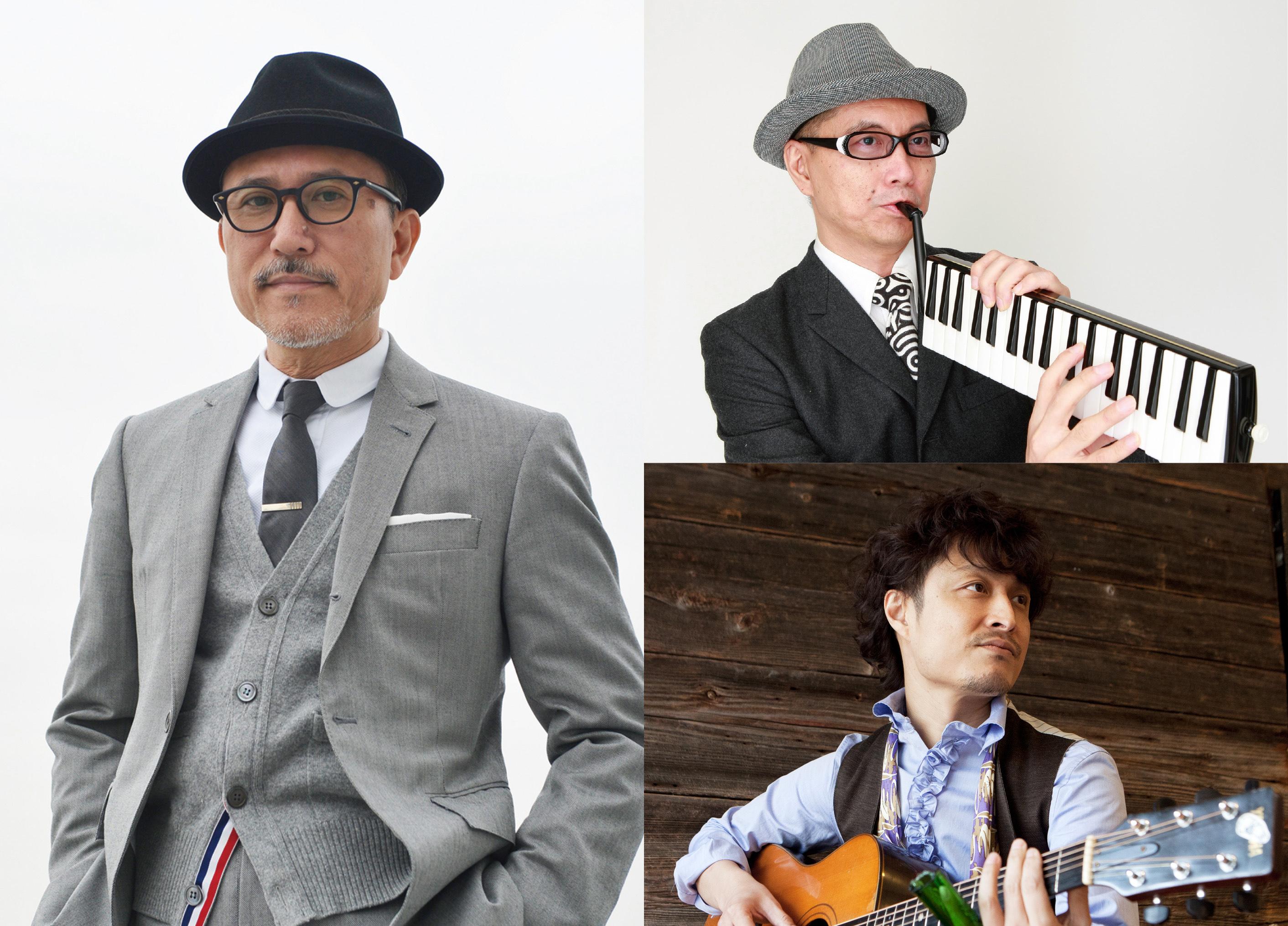 高橋幸宏 with Dr.kyOn、高田漣