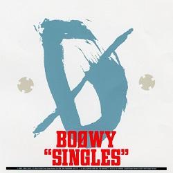 BOφWY「MARIONETTE -マリオネット-」収録『SINGLES』ジャケット画像