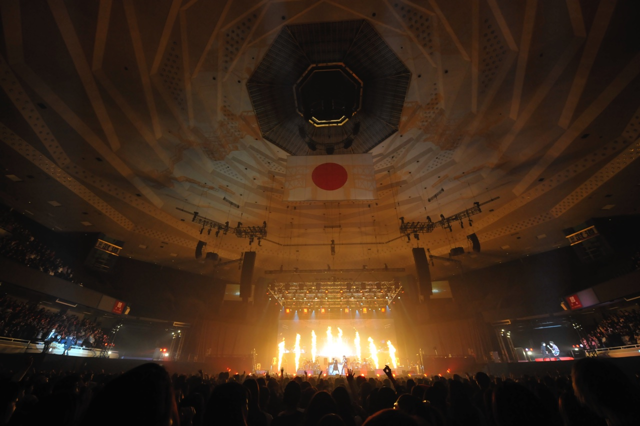 「BATTLE ARENA in BUDOKAN」(MUCC vs シド)