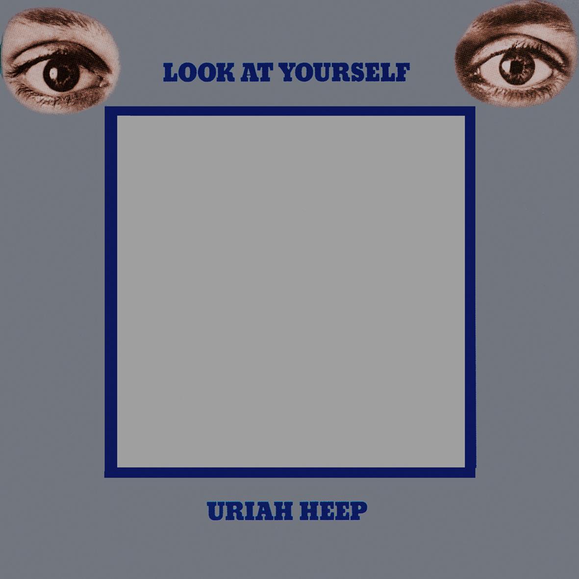 アルバム『Look At Yourself (Remaster) 』【邦題:対自核(リマスター)】