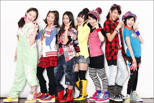 平均年齢13.5歳、7人組アイドルユニットPEACEFUL(ピースフル)がデビュー