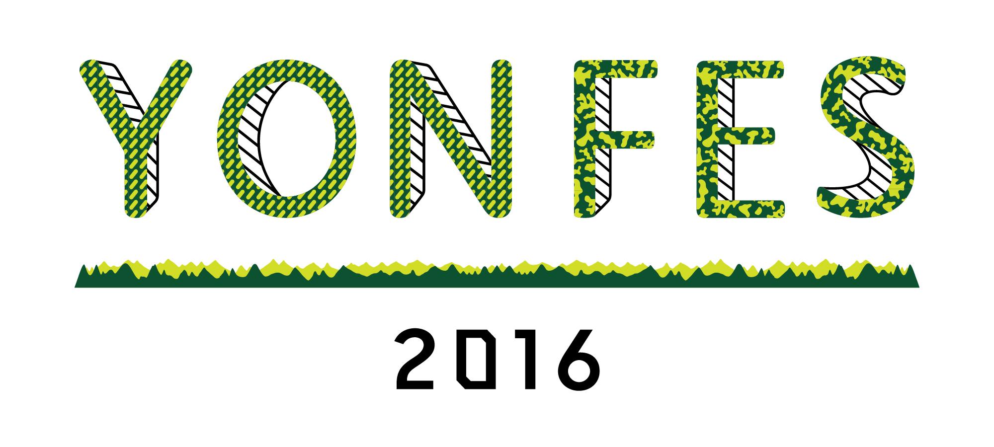 「YON FES 2016」ロゴ