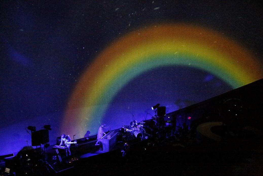 2月11日@「Rainbow Lounge」