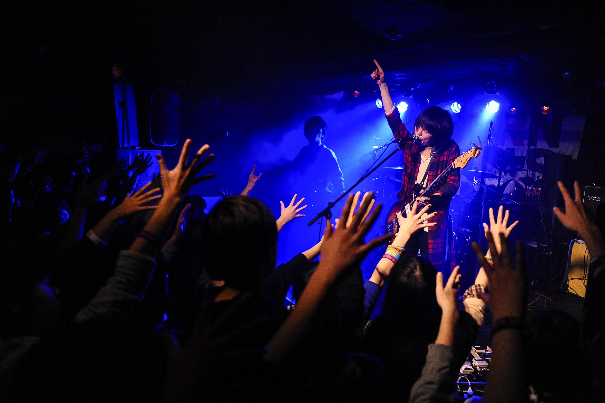 2月11日(木・祝)@東京・渋谷CLUB CRAWL