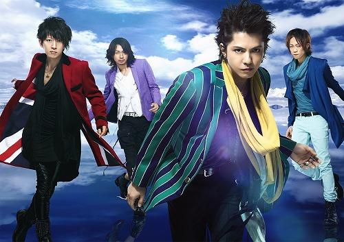 『テレアサ★ドリームフェス2011』初日に出演するL'Arc〜en〜Ciel