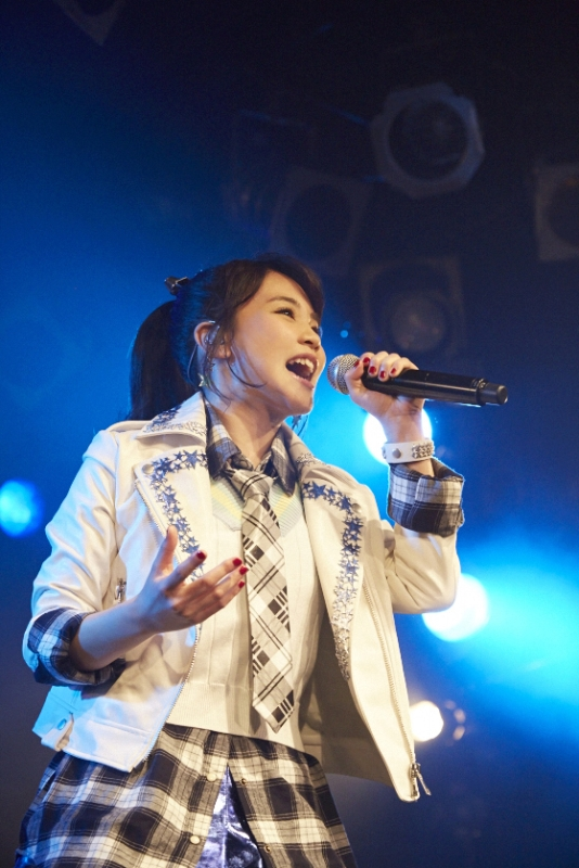 初となる単独イベントで新曲を多数披露した西沢幸奏(にしざわ しえな)
