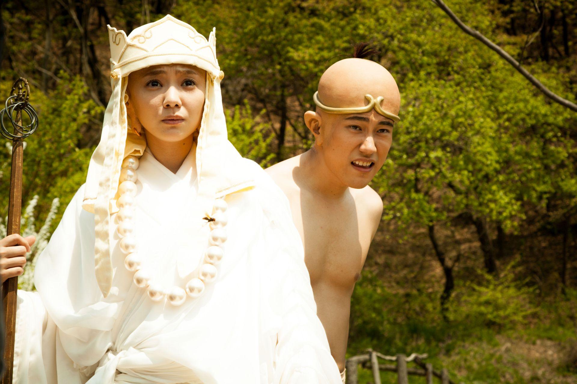 2月27日公開、映画『珍遊記』メインビジュアル (C)漫☆画太郎/集英社・「珍遊記」製作委員会