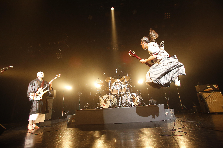 3月19日@東京・赤坂BLITZ