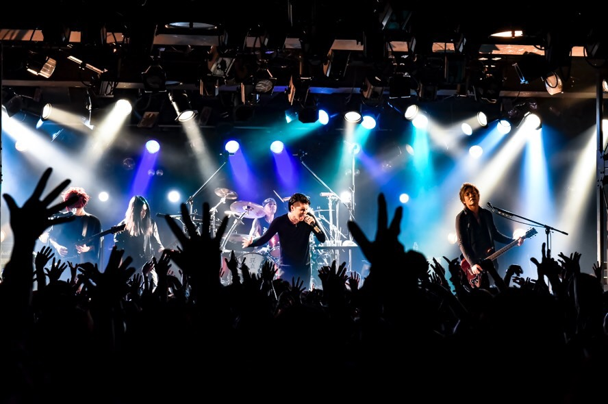 3月27日@名古屋 CLUB QUATTRO Photo by 土屋良太