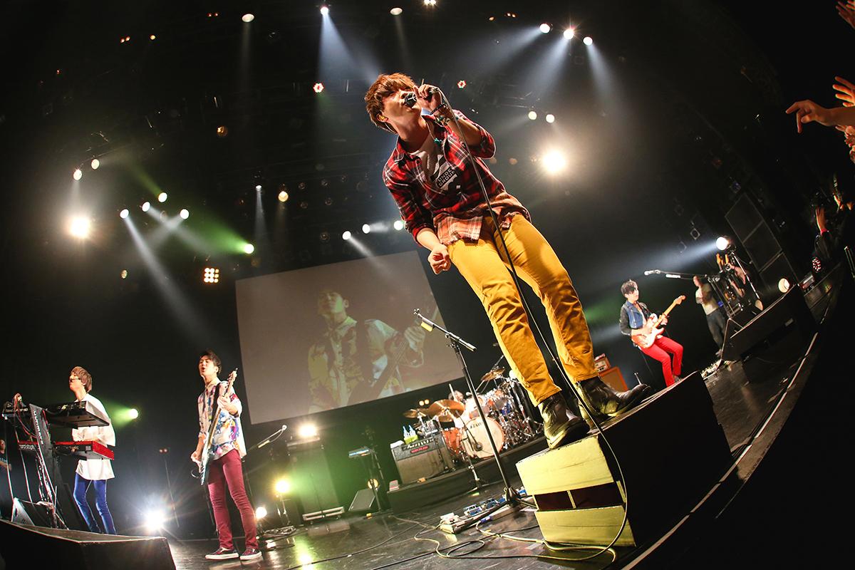 4月10日(日)@赤坂BLITZ