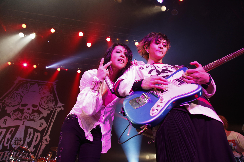 5月6日@ZEPP FUKUOKA photo by 田中和子