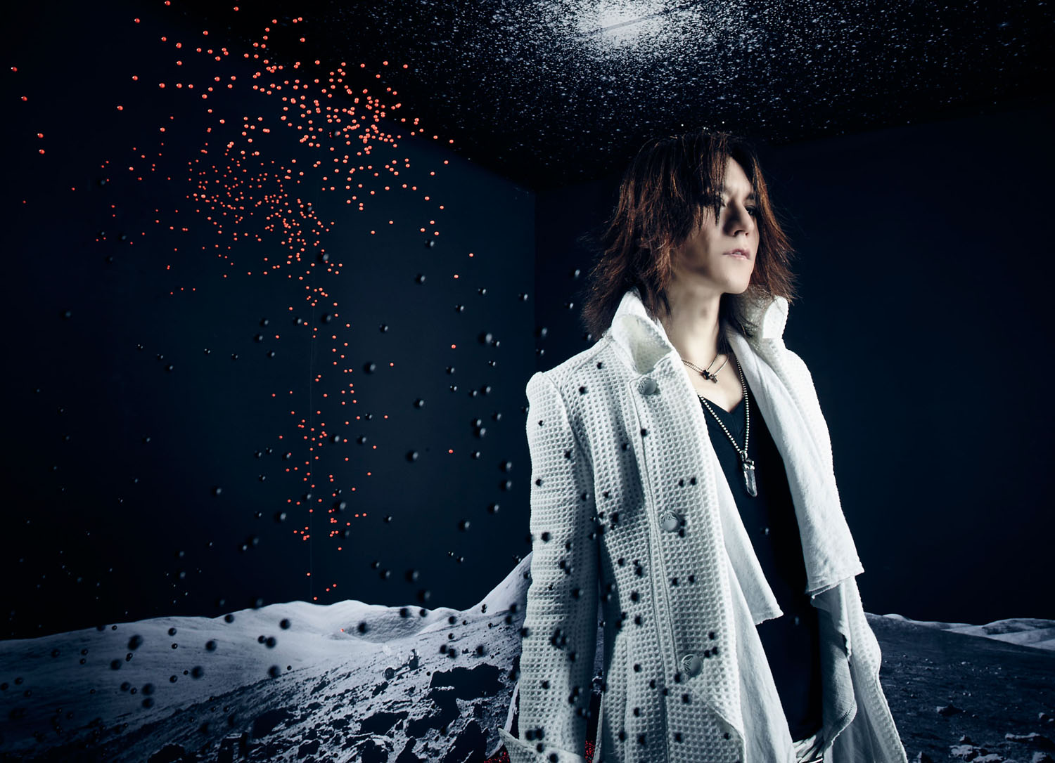 SUGIZO(LUNA SEA / X JAPAN)