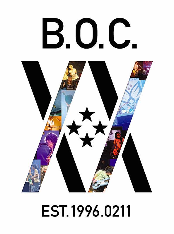 Blu-ray&DVD『BUMP OF CHICKEN結成20周年記念Special Live「20」』【初回限定盤】