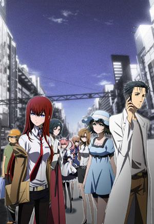 劇場版の制作も決定しているTVアニメ「シュタインズ・ゲート」 (C)2011 5pb./Nitroplus 未来ガジェット研究所