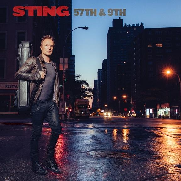 アルバム『ニューヨーク9番街57丁目』