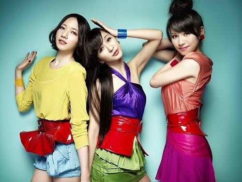初のアリーナツアーを開催するPerfume Listen Japan