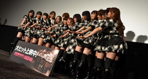 優子「見せたくない一面を見せてしまった…」AKB48 ドキュメンタリー映画公開スタート
