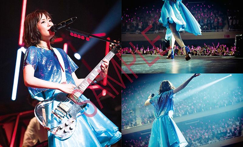 『大原櫻子 LIVE DVD/Blu-ray CONCERT TOUR 2016 ~CARVIVAL~ at 日本武道館』フォトブック
