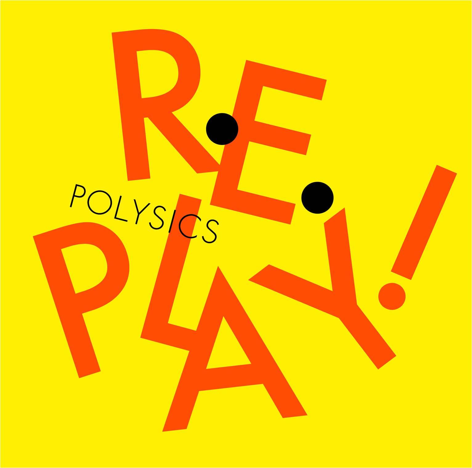 アルバム『Replay!』【通常盤】(CD)