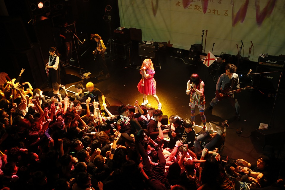 1月29日@渋谷O-WEST