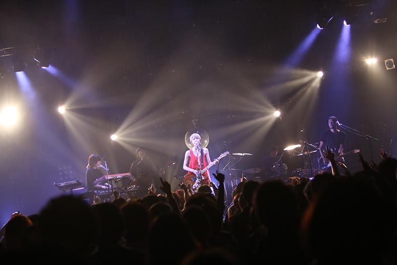 2月25日@赤坂BLITZ