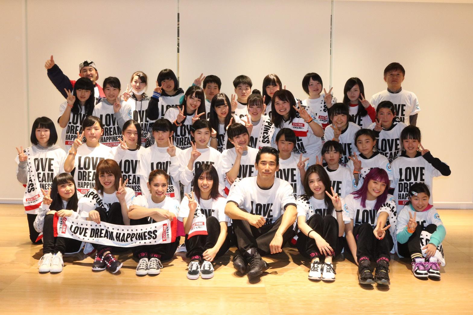 3月11日@EXILE PROFESSIONAL GYM仙台校