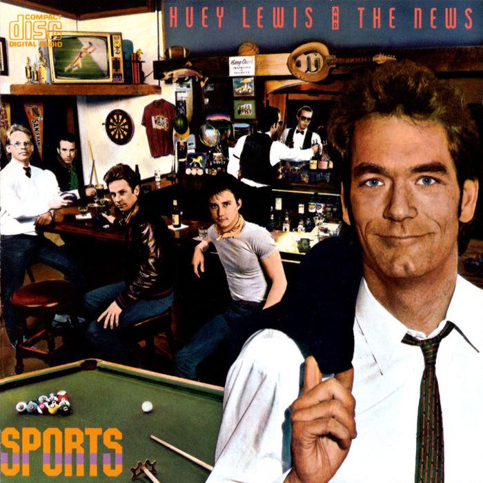 ヒューイ・ルイス&ザ・ニュースの『スポーツ』