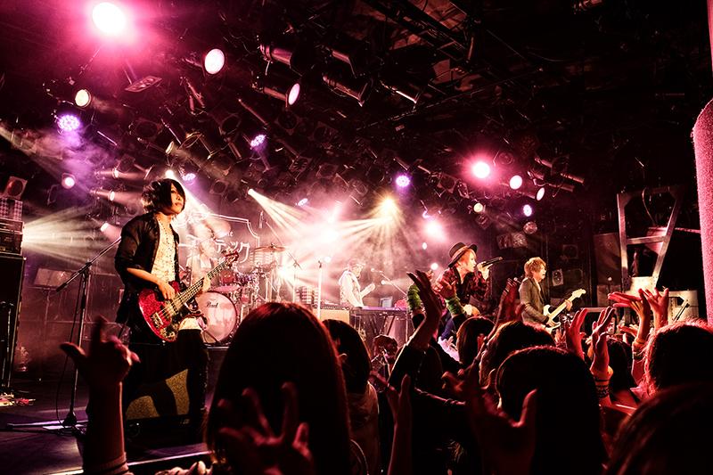 「キミたちに届けたいラフ・ソング」@渋谷クラブクアトロ