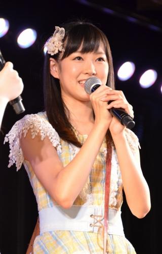 渡辺美優紀、AKB48チームB公演デビュー「シアターの女神(めがみ)るきぃになる」
