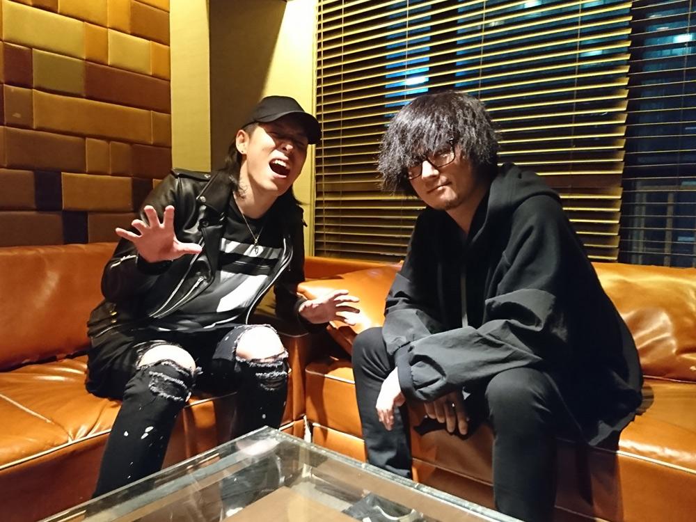 薫(DIR EN GREY)×葉月(lynch.)