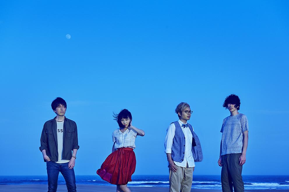 L→R 佐藤純一、towana、kevin mitsunaga、yuxuki waga