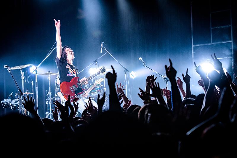 【Wienners】『GOKOH TOUR 2016』2016年11月18日 at 恵比寿LIQUIDROOM