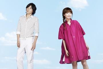 L→R 柾 昊佑(Gu)、YUKA(Vo)