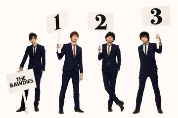 L→R MARCY(Dr&Cho)、ROY(Vo&Ba)、TAXMAN(Gu&Vo)、JIM(Gu&Cho)