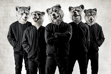 L→R Kamikaze Boy(Ba&Cho)、Spear Rib(Dr)、Tokyo Tanaka(Vo)、Jean-Ken Johnny(Gu&Vo&Raps)、Dj Santa Monica(Djs&Sampling)