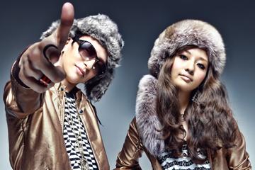 "L→R GIORGIO""13""CANCEMI(PRODUCE&MC&作詞&作曲&編曲&ミックス)、TOKO(Vo)"